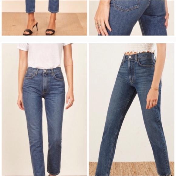 Reformation Denim - Reformation jeans